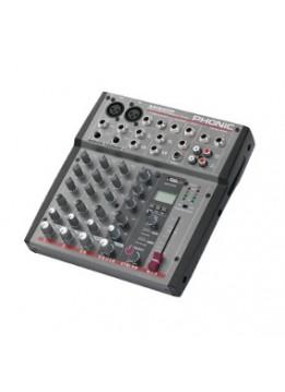 Mesa de mezcla phonic mm1002 2 canales freesur - Mesa de mezclas 2 canales ...
