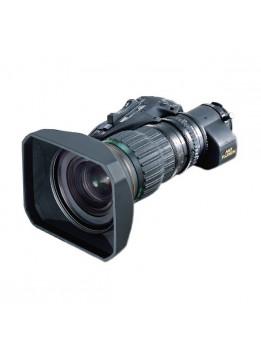 Objetivo FUJINON DIGIPOWER HDTV HA 18x7.6 BERM-M48