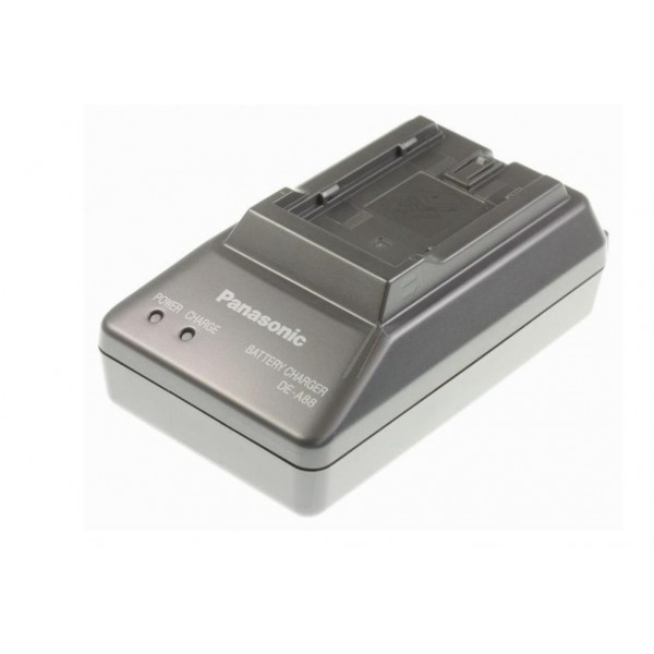 Cargador de baterias Panasonic DE-A88