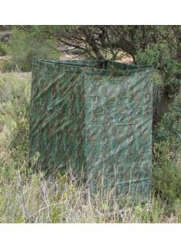 Set camuflaje verde